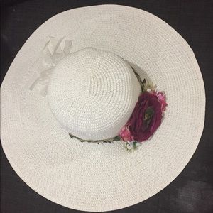 New woman tea party Flower 🌸 hat